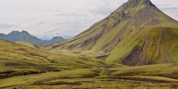 Storasula - The Green Volcano