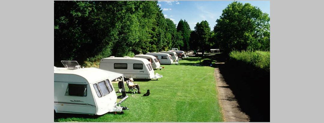 Aberbran Caravan Club Site