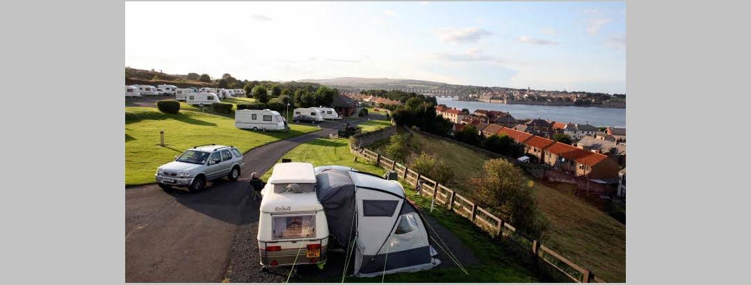 Berwick Seaview Caravan Club Site