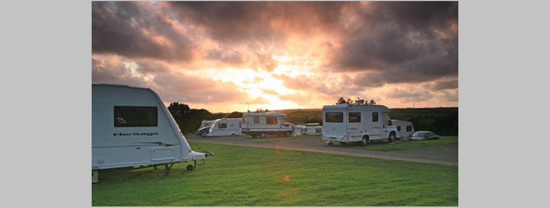 Camelford Caravan Club Site