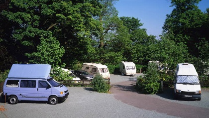Crystal Palace Caravan Club Site