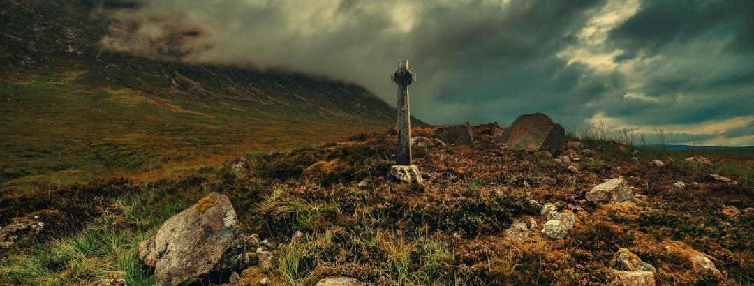 On the West Highland Way, Crianlarich