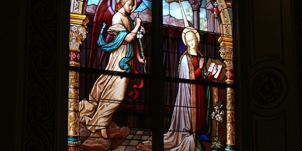 Schruns, Katholische Pfarrkirche Heiliger Jodok 3