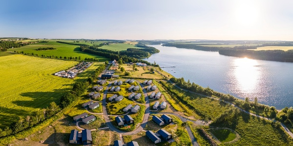 Manoah Häuser am See Zeulenroda
