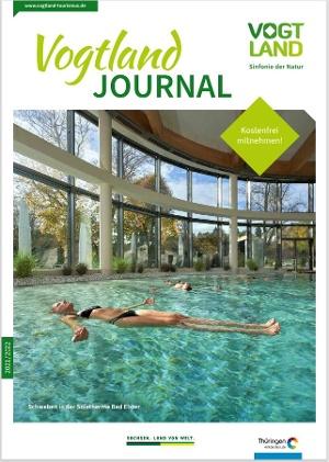 Vogtland Journal 2021/2022 Titelbild