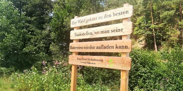 Zöbernbachradweg