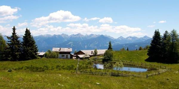 Lagorai Panorama