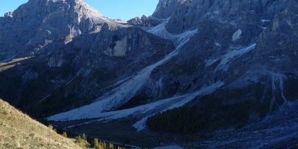 Val Venegia Panorama