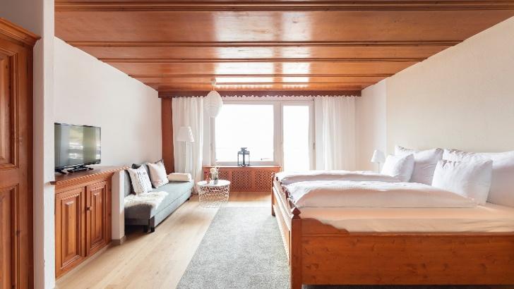 1 Doppelzimmer Superior für 2 Nächte im Hotel Eden inkl. tägliche Lunchpakete für den Bike Trip (4 Lunchpakete inkl.)