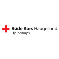 Logo Haugesand Røde Kors Hjelpekorps