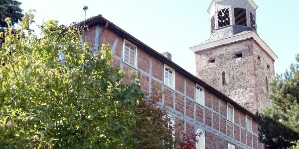 Ev. Kirche Bad Zwesten