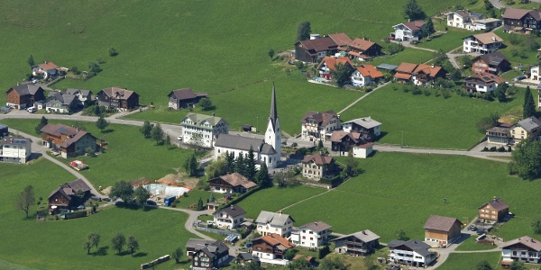 Laterns Kirchdorf
