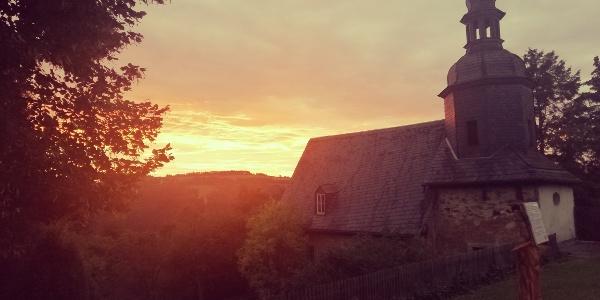 Kirche zu Knobelsdorf