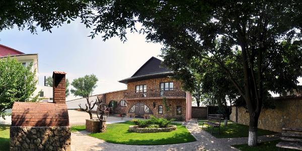Crama Dobrogeană de la Măcin