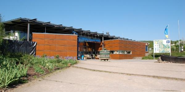 Das Loreley-Besucherzentrum
