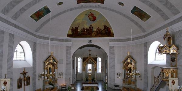 Sulzberg, Katholische Pfarrkirche Heiliger Laurentius 4