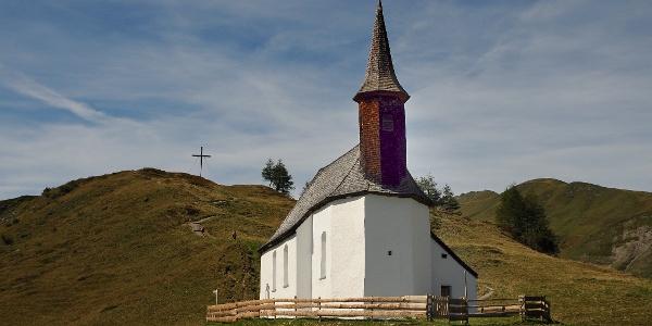 Warth, Katholische Pfarrkirche Heiliger Jakobus 4