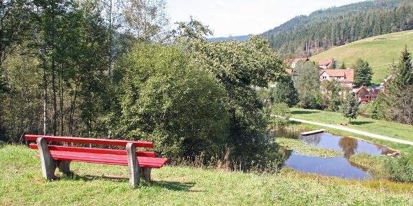 Kurpark Obertal