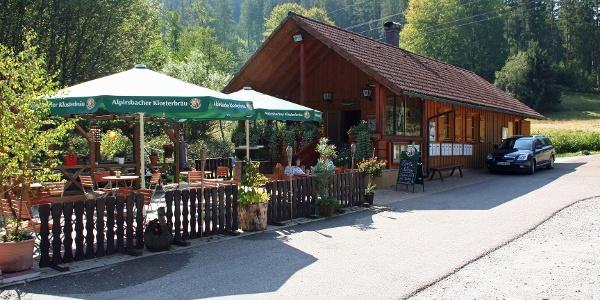 Fischerhütte Friedrichstal