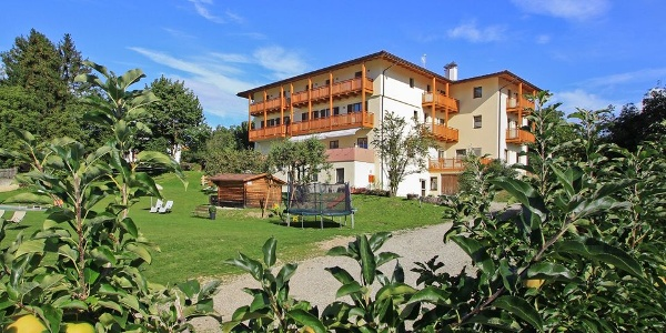 Wohlfühlurlaub verbringen die Gäste in der Pension Auerhof in Natz/Schabs im Eisacktal.