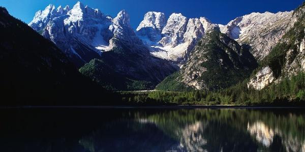 Der See im Höhlensteintal