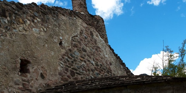 St. Peter is the oldest religious building in South Tyrol. /