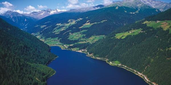 Der größte See im Ultental