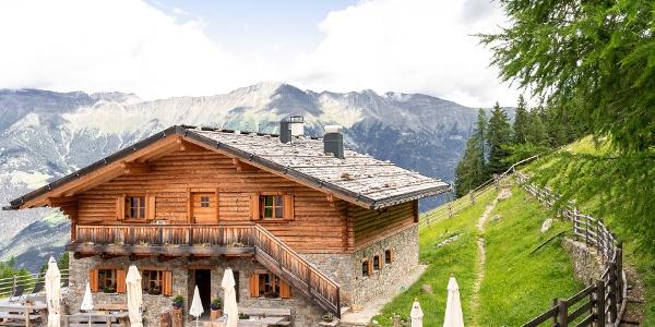 Latscher Alm mountain hut