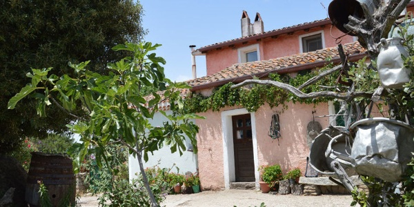 Welcome to the farmhouse Costiolu, in the heart of Barbagia and in the province of Nuoro!