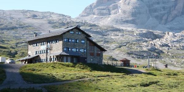 Herzlich willkommen auf der Schutzhütte Rifugio Graffer!