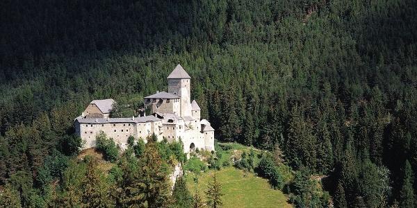 The Castel di Tures castle.