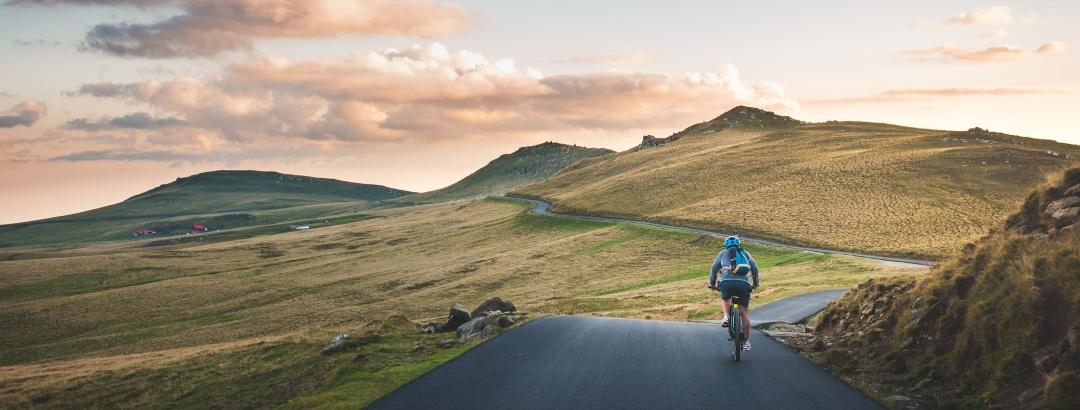 Radfahren mit Liebe, Herz und Leidenschaft