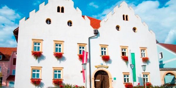Startpunkt: Rathaus