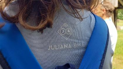 Juliana Bike T-Shirt