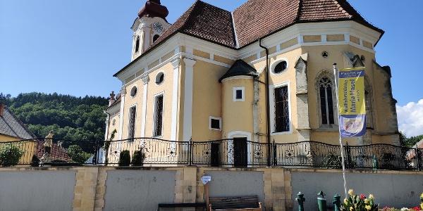 Pingau - Wallfahrtskirche Maria Hasel