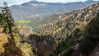 Blick in die Rothwaldgegend