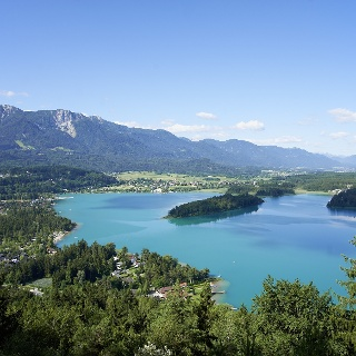 Faaker See vom Tabor