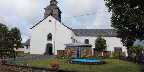 Wallfahrtskirche St. Gertrud Barweiler