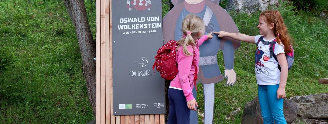 Oswald von Wolkenstein Path