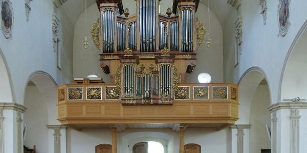 Pfarrkirche Unsere Liebe Frau Mariä Geburt Orgel