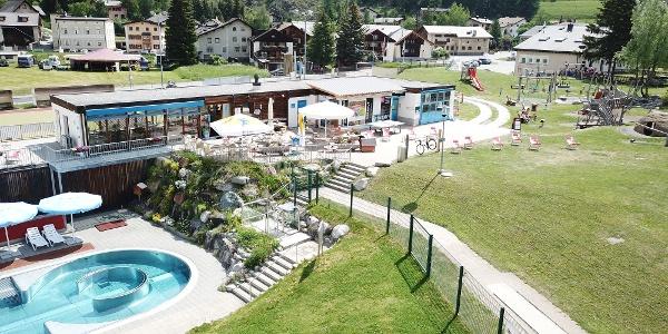 Restorant Center da Sport in Zernez