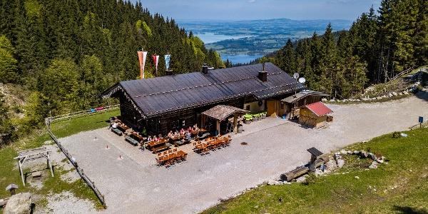 Drehhütte Schwangau 1200m Mai 2019
