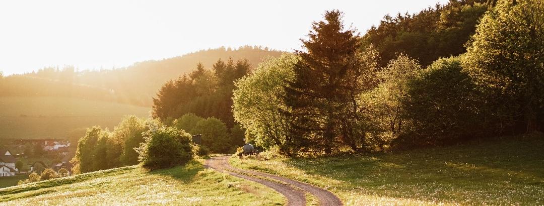 Wandern im Sauerland in Nordrhein-Westfalen (NRW)