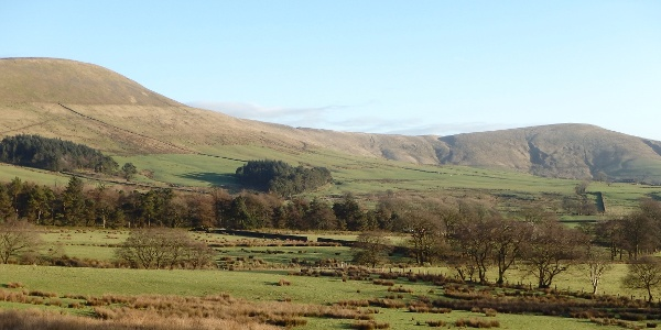 View of Bleasdale