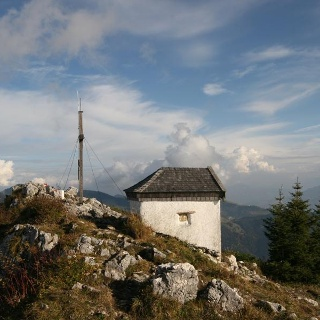 Spitzstein Gipfelkapelle