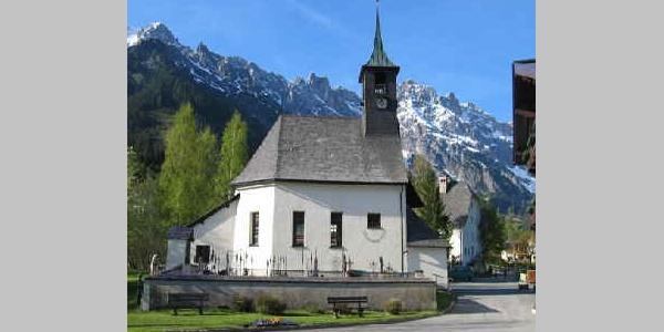 Kirche Hinterthal