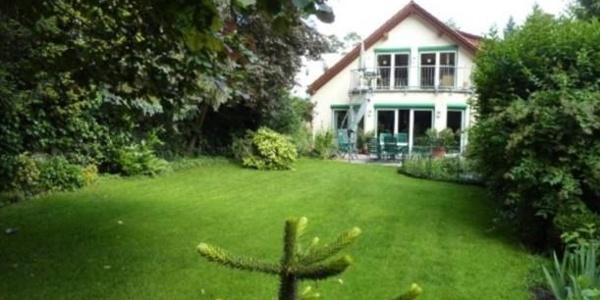 Ferienwohnung Will, Blick vom Garten