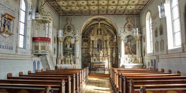 Hödingen, Wallfahrtskirche St. Bartholomäus