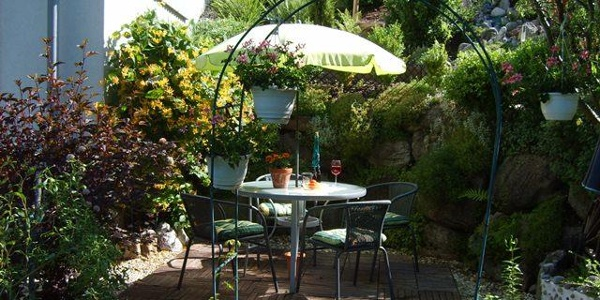 Garten Sitzecke