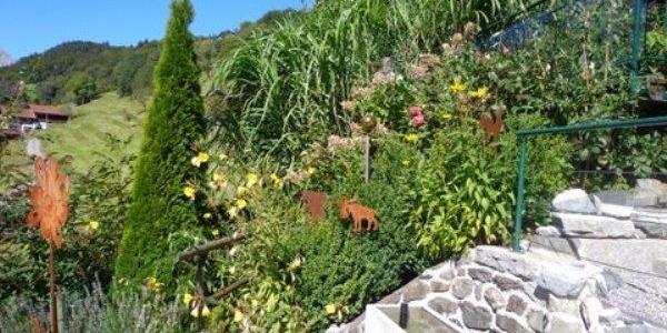 FH Grappa Garten mit  Sonnenterrasse